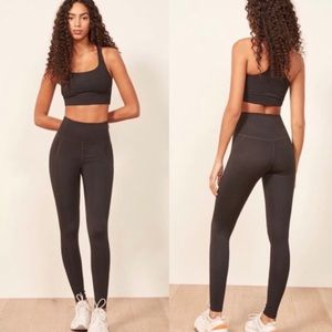 GIRLFRIEND COLLECTIVE high waisted black leggings